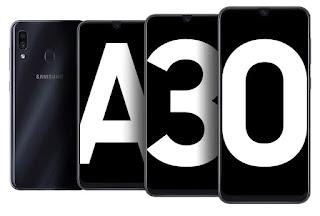 Samsung Galaxy A30 Periode Juli 2019