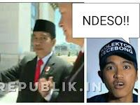 Ya Ampun! Jokowi Ajak Erdogan Ngevlog, Netizen: Ndesooo..