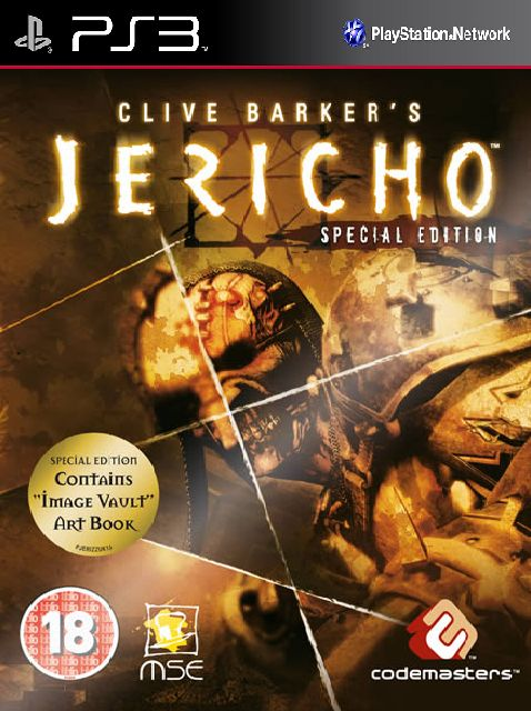 Clive Barker's Jericho PS3 ISO