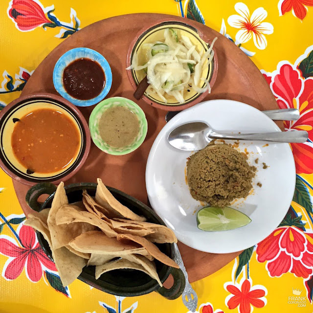comida oaxaqueña, comida istmeña, comida istmo de tehuantepec, donde comer en oaxaca