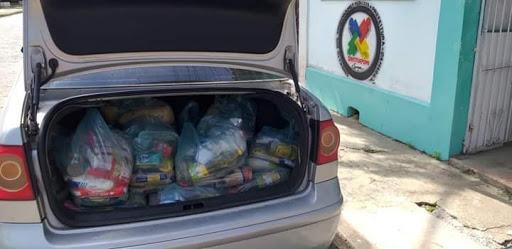 Ação Social : Sindicato dos servidores públicos municipais Iguape