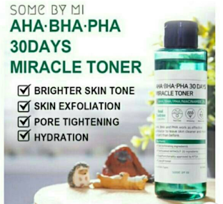 Some By Mi AHA BHA TONER