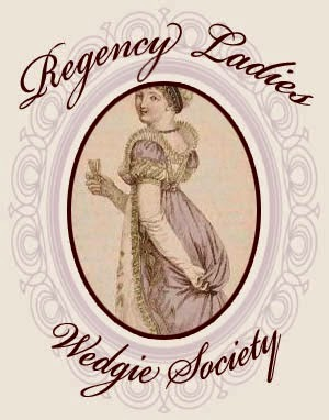 Regency Ladies Wedgie Society