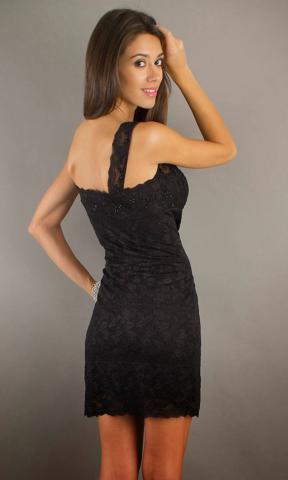 women fashion updates backless black prom dresses