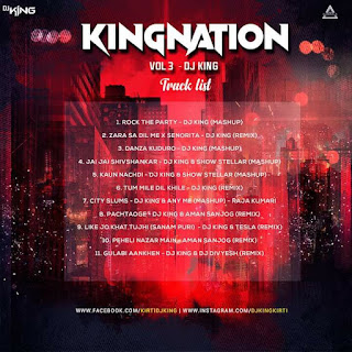 KINGNATION VOL 3 ( ALBUM ) - DJ KING
