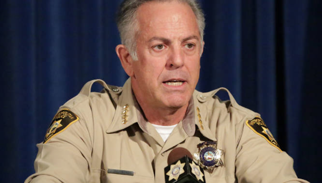 Final police report on Las Vegas shooting unable to determine motive
