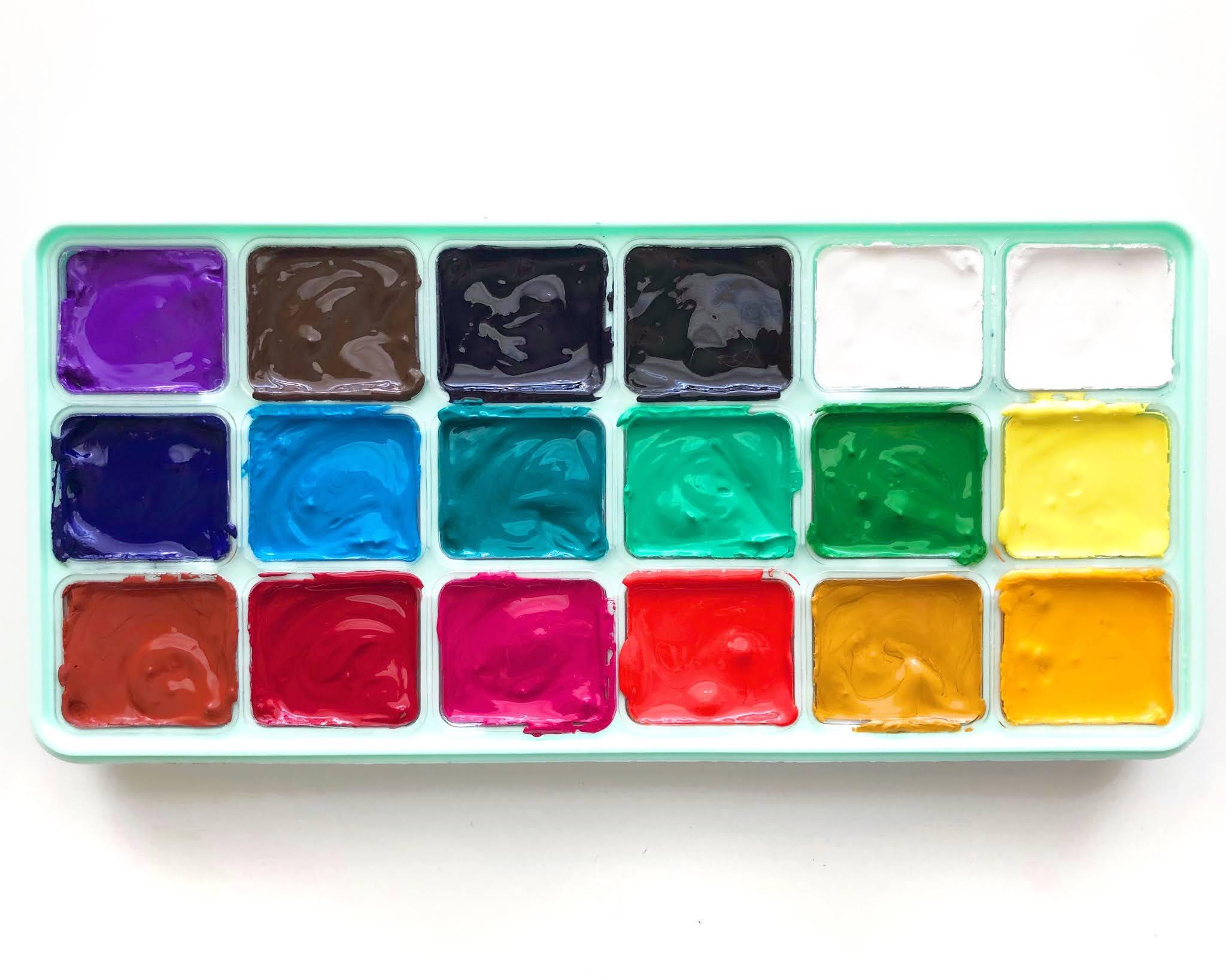 Miya Gouache Paint Set Review