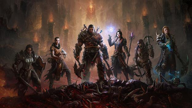 Diablo Immortal has been postponed to 2022.