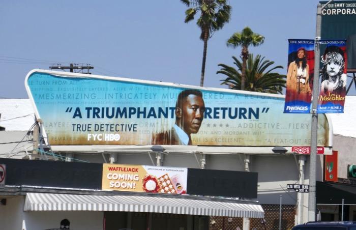 True Detective 2019 Emmy FYC billboard
