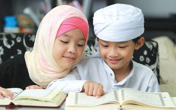 Panduan Didik Anak Cara Nabi (Dari Bayi - 10 Tahun)