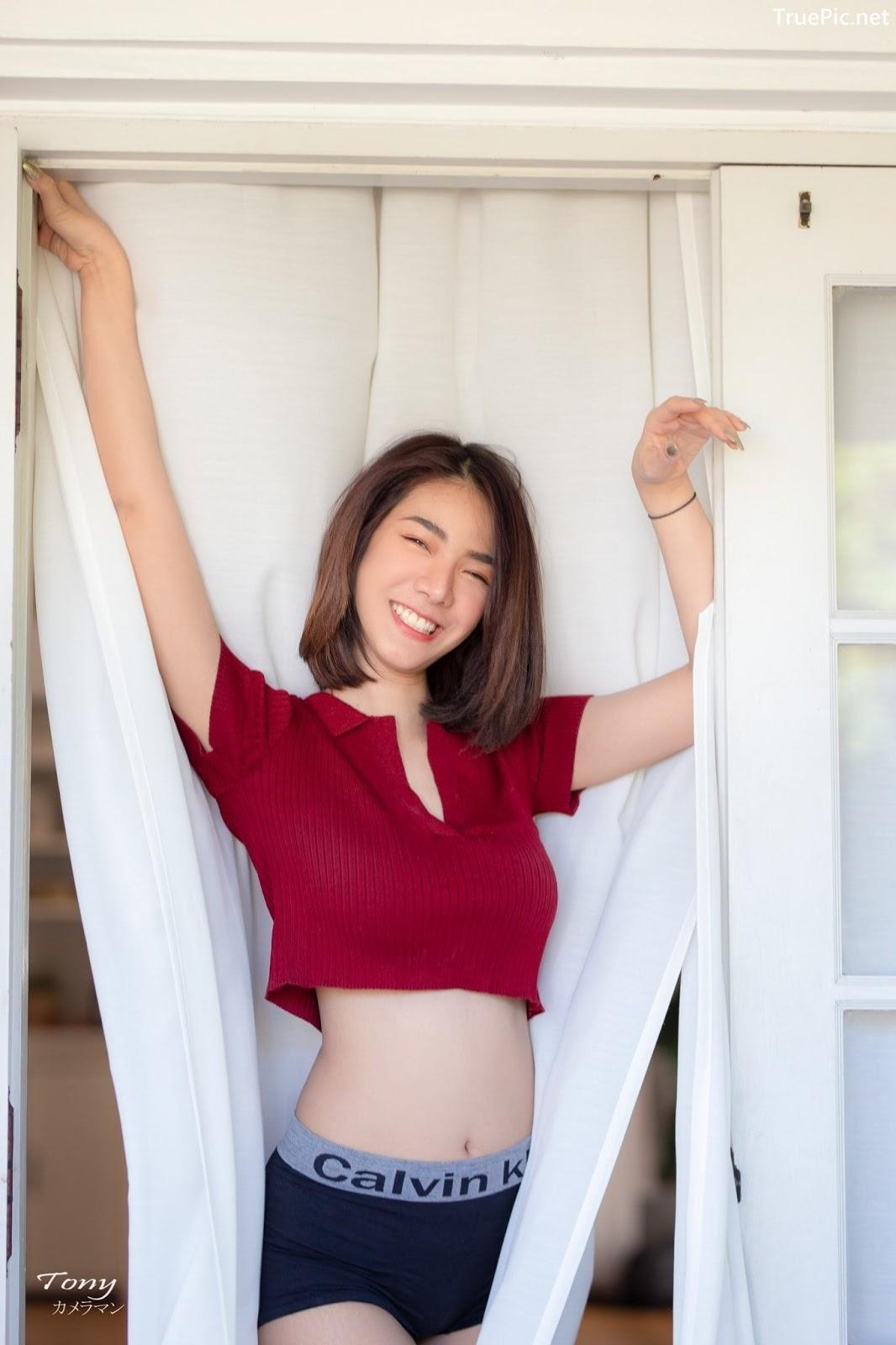 Image Thailand Model - Giekao Klaoruethai - CK Female Boxer - TruePic.net - Picture-1