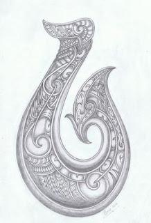 Simbolos maoríes y su significado Matau