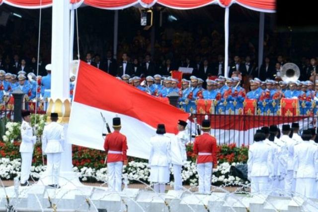 Pedoman Upacara Bendera Peringatan HUT RI