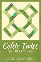 Celtic Twist Block Tutorial - Quilting Tutorial