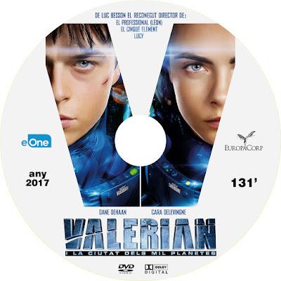 Valerian i la Ciutat dels Mil Planetes - [2017]
