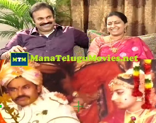 Nagababu and his wife interview in Vivaha Bandham-E 2