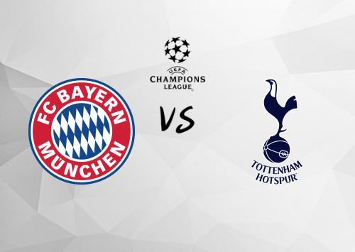 Bayern München vs Tottenham Hotspur  Resumen y Partido Completo