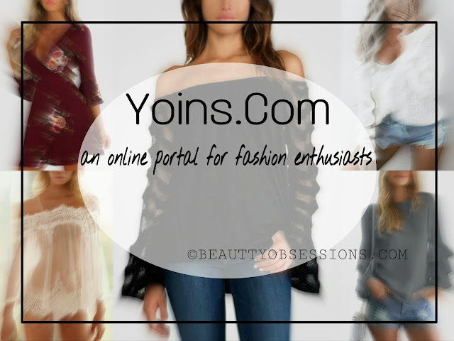 Yoins.com - One Stop Online Platform for all Fashion Enthusiasts