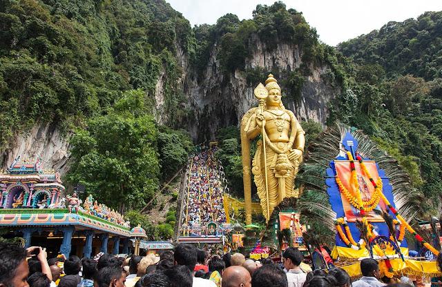 Festival Thaipusam
