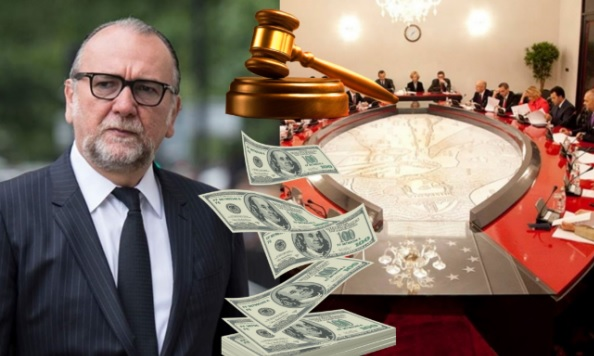 Francesco Becchetti wins the trial, ICSID lifts the suspension of the 110m-euro fine for Albania