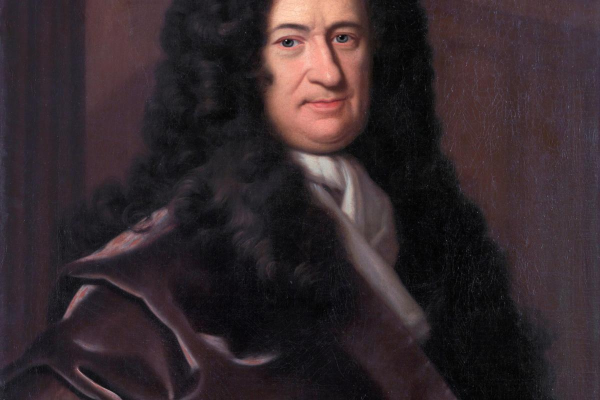 Google Doodle Celebrates Gottfried Wilhelm Leibniz's 372nd Birthday
