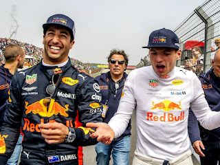 Is Max Verstappen better than Daniel Ricciardo?