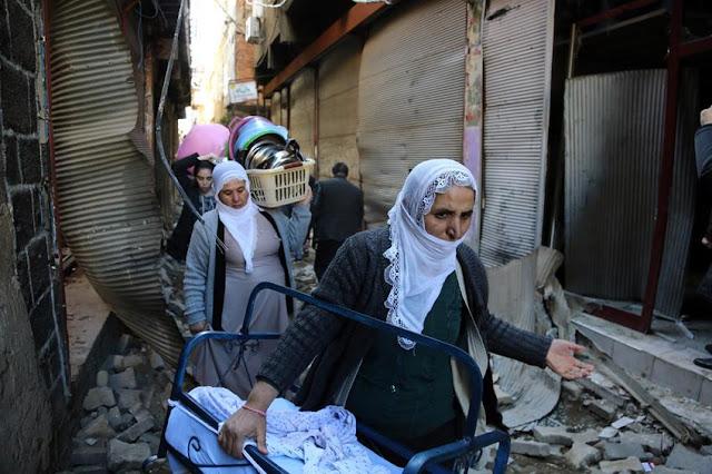 Οι Τούρκοι έκαψαν ζωντανούς 150 ανθρώπους σε επιχείρηση κατά του ΡΚΚ