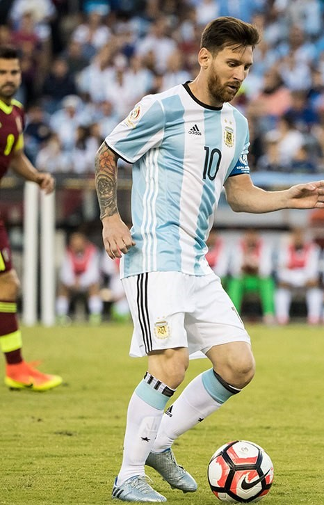 Lionel Messi Quits International Soccer After Heartbreaking Copa America Loss