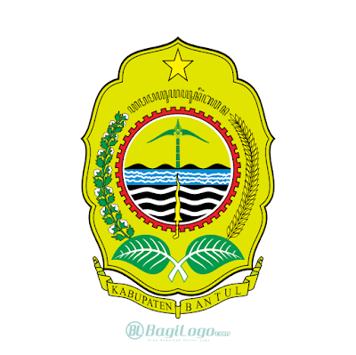 Kabupaten Bantul Logo Vector