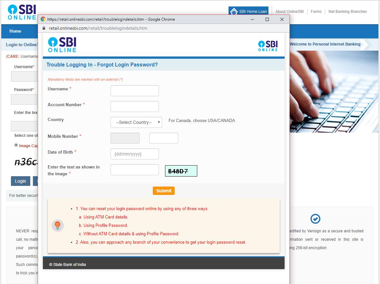 SBI online dating