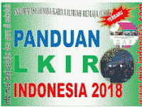 Pelajar Indonesia, mari berkompetisi  Lomba Karya Ilmiah Remaja 2019