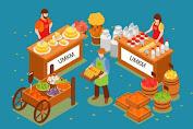 Dongkrak Perekonomian Indonesia, Pemerintah Beri Cashback Rp.750 Ribu Untuk Pembelian Produk UMKM