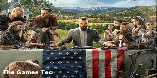 Far Cry 5 2018 PC Game Download | Complete Setup | Direct Download Link