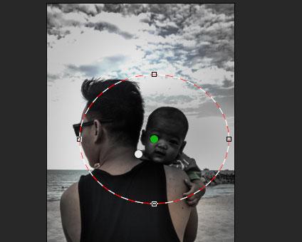 vignette dengan raw filter
