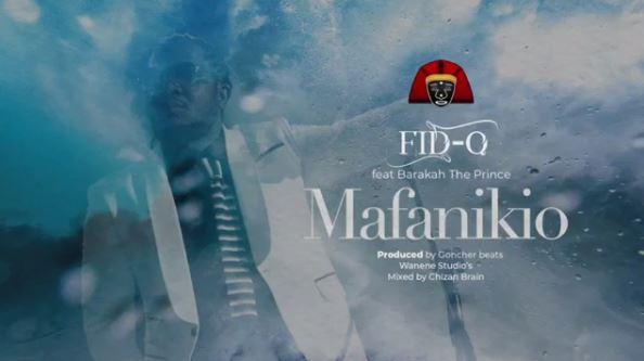 Fid Q Ft. Baraka The Prince x (Baraka Da Prince) - Mafanikio