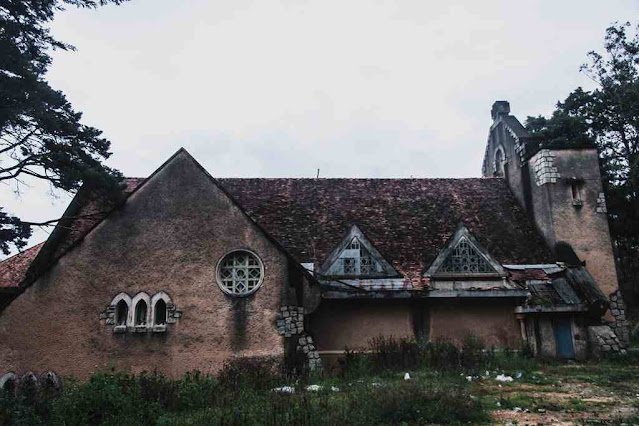 Nhà ma ở Đà Lạt và những sự thật kinh hồn mà không ai biết