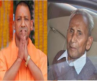 यूपी सीएम आदित्य नाथ के पिता के निधन पर बिहार में शोक, नीतीश-राबड़ी-तेजस्वी व मांझी ने जताई संवेदना