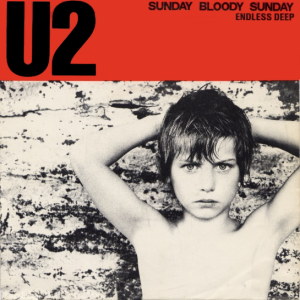 Sunday Bloody Sunday song lyrics by U2