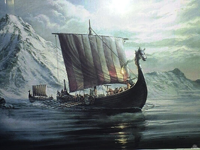 vikings wallpaper 4k