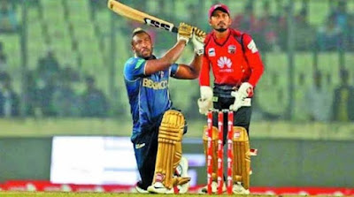 BPL 2019-20 DHP vs RAR 3rd T20I Match