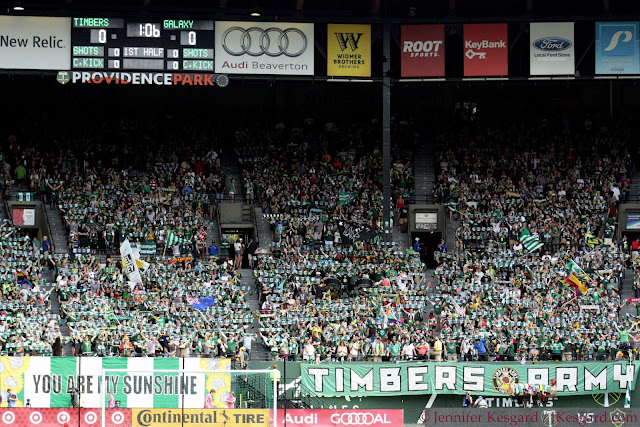 timbers army prematch no pity