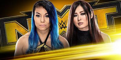 NXT Results - November 13, 2019