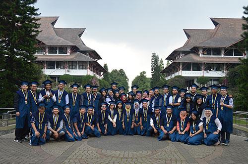 Universitas Terbaik di Indonesia - ITB