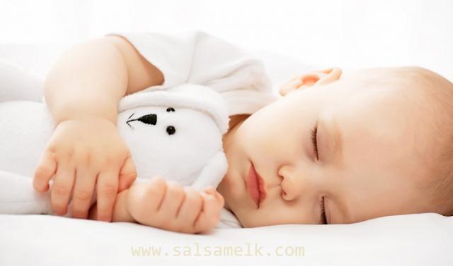 Cara Jitu Agar Bayi Tidur Nyenyak Dengan lelap Di Malam Hari