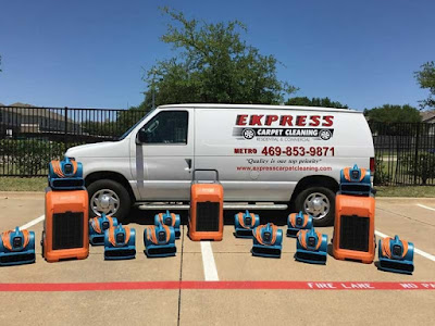 Residential Carpet Cleaning Plano TX