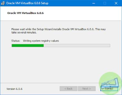 Step Menginstall VirtualBox Beserta Penjelasan Lengkap