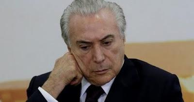 Extra! Conselho Pleno da OAB acaba de aprovar abertura de pedido de impeachment contra presidente Michel Temer