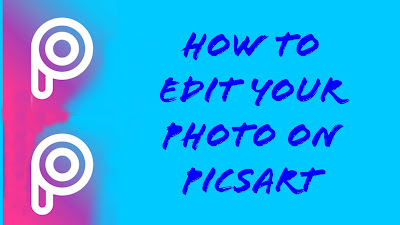 How to get amazing photo edit on PicsArt mobile photo editing app?
