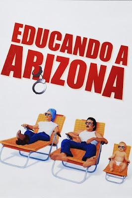Raising Arizona 1987 DVD R2 NTSC Latino