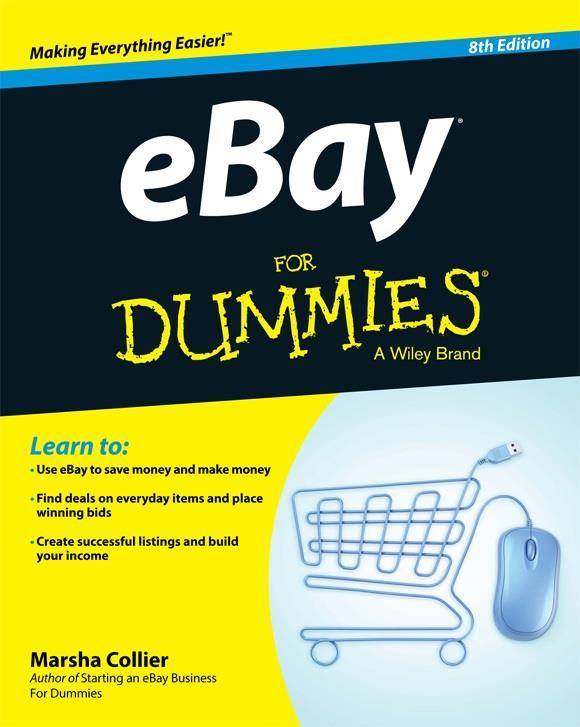 eBay For Dummies, 8th Edition